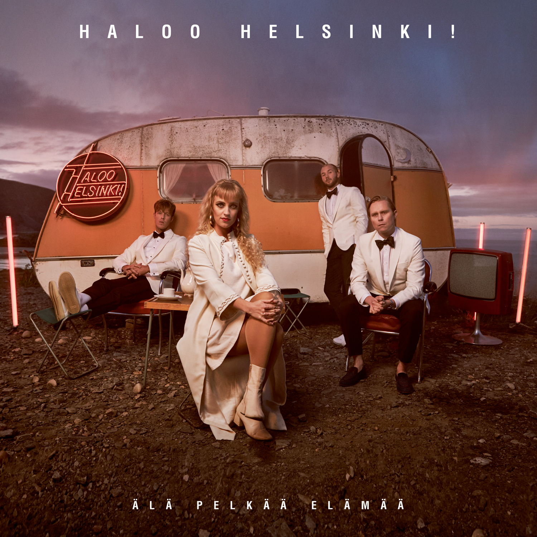 Älä pelkää elämää CD   Halooshop.fi